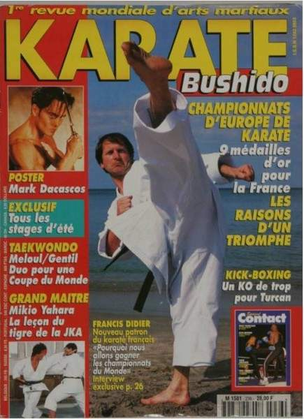 06/96 Karate Bushido (French)