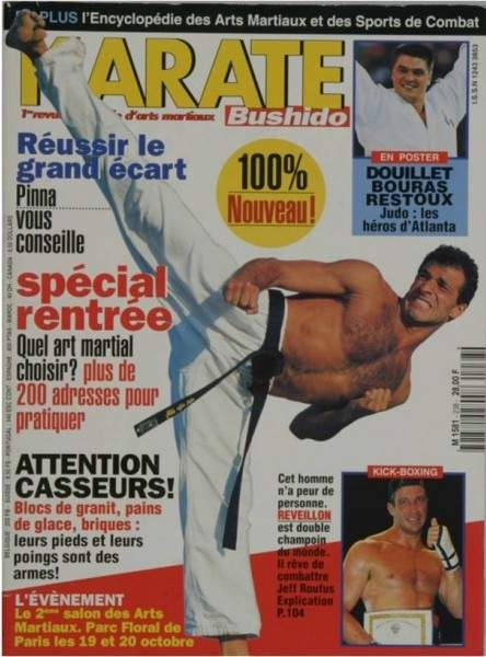 09/96 Karate Bushido (French)