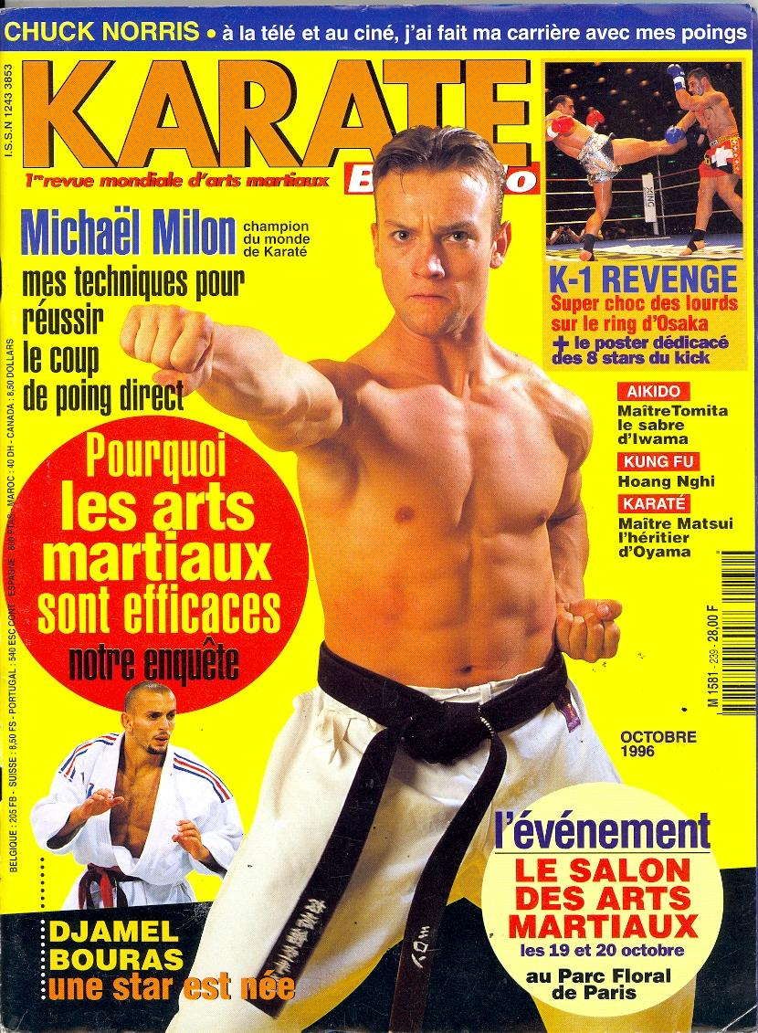 10/96 Karate Bushido (French)