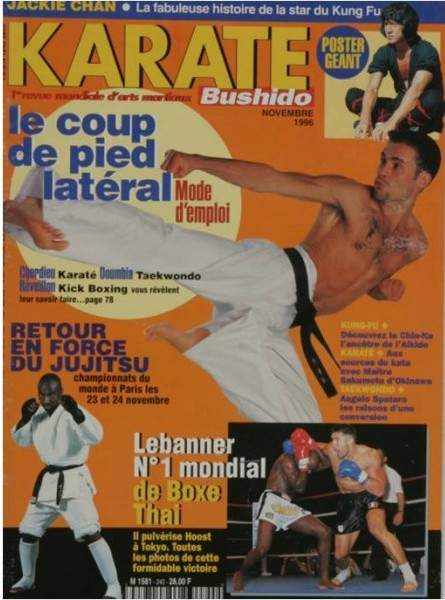 11/96 Karate Bushido (French)