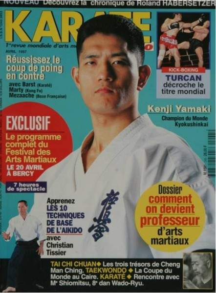 04/97 Karate Bushido (French)