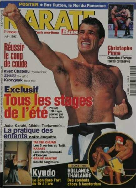 06/97 Karate Bushido (French)