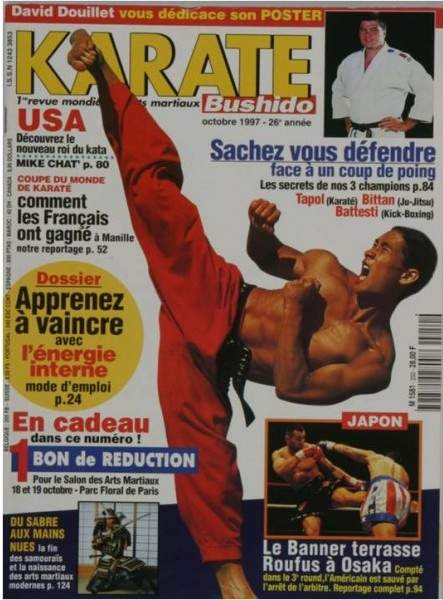 10/97 Karate Bushido (French)