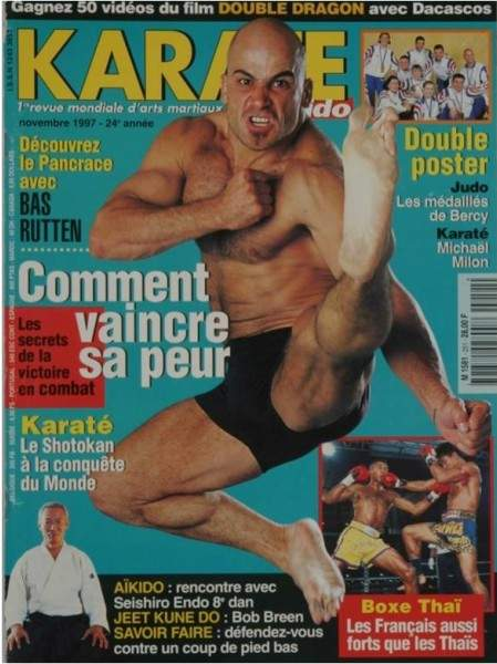 11/97 Karate Bushido (French)