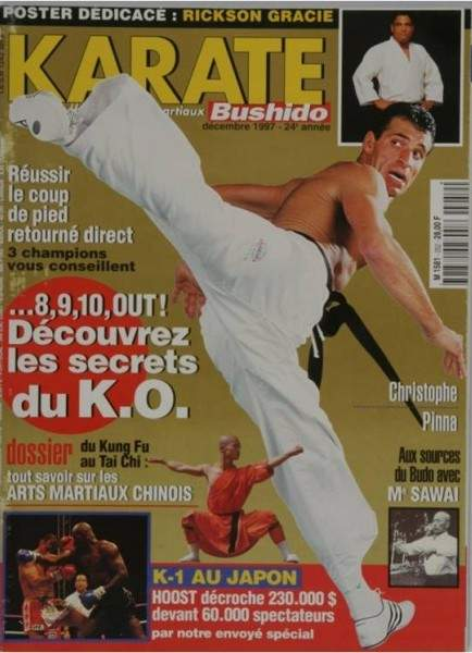 12/97 Karate Bushido (French)