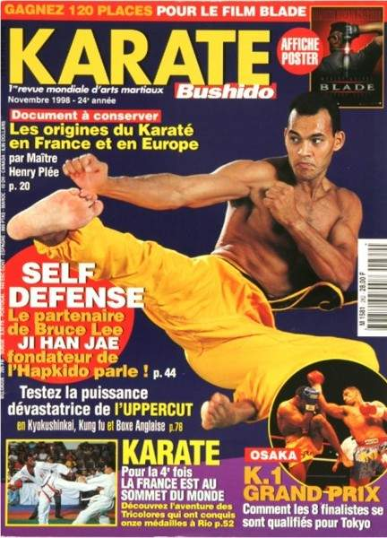 11/98 Karate Bushido (French)