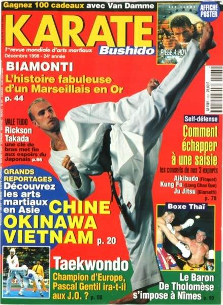 12/98 Karate Bushido (French)