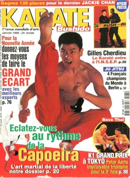 01/99 Karate Bushido (French)