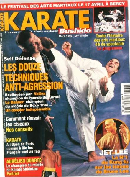 03/99 Karate Bushido (French)