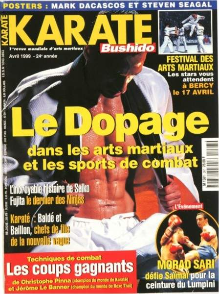 04/99 Karate Bushido (French)