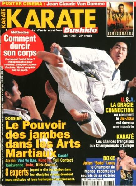05/99 Karate Bushido (French)