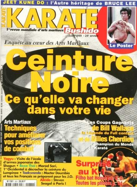 06/99 Karate Bushido (French)