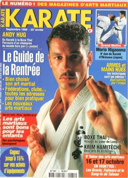 09/99 Karate Bushido (French)