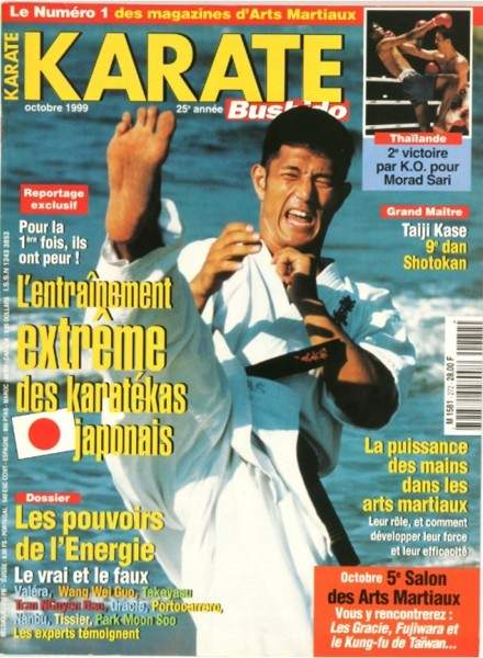 10/99 Karate Bushido (French)