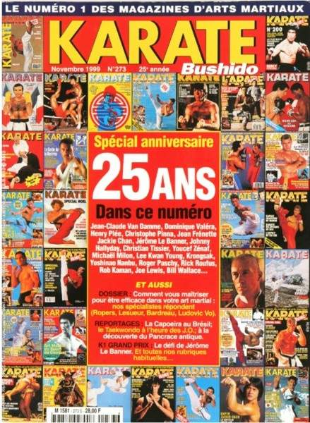 11/99 Karate Bushido (French)