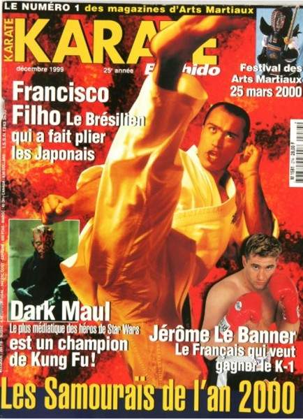12/99 Karate Bushido (French)