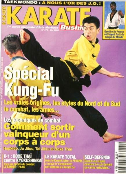 05/00 Karate Bushido (French)