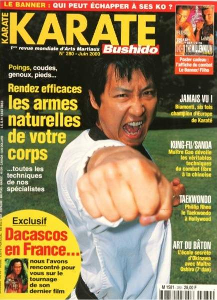 06/00 Karate Bushido (French)