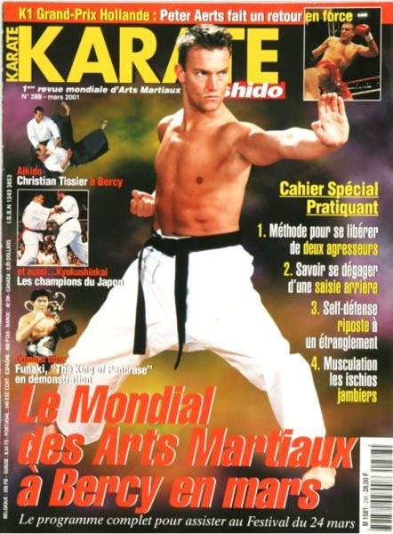 03/01 Karate Bushido (French)