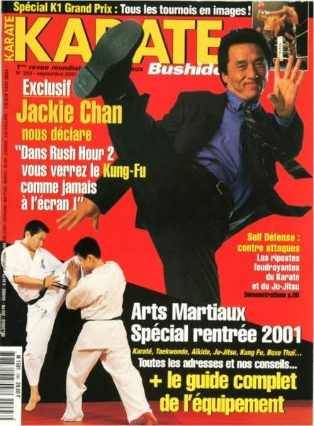 09/01 Karate Bushido (French)