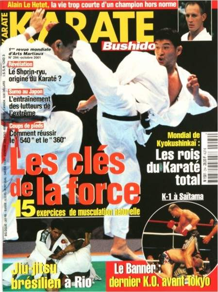 10/01 Karate Bushido (French)