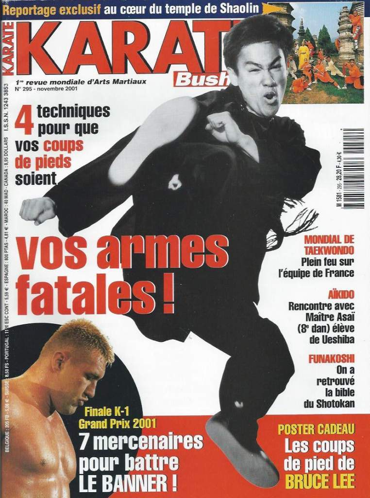 11/01 Karate Bushido (French)
