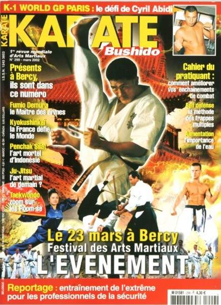 03/02 Karate Bushido (French)