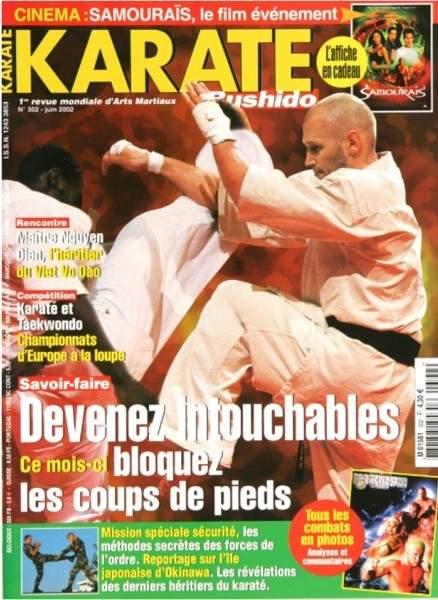 06/02 Karate Bushido (French)