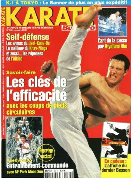 10/02 Karate Bushido (French)