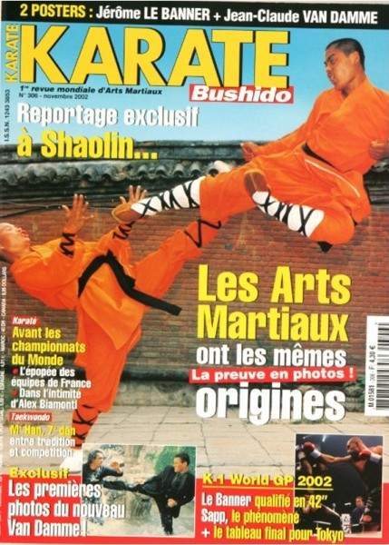 11/02 Karate Bushido (French)