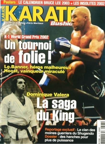 01/03 Karate Bushido (French)