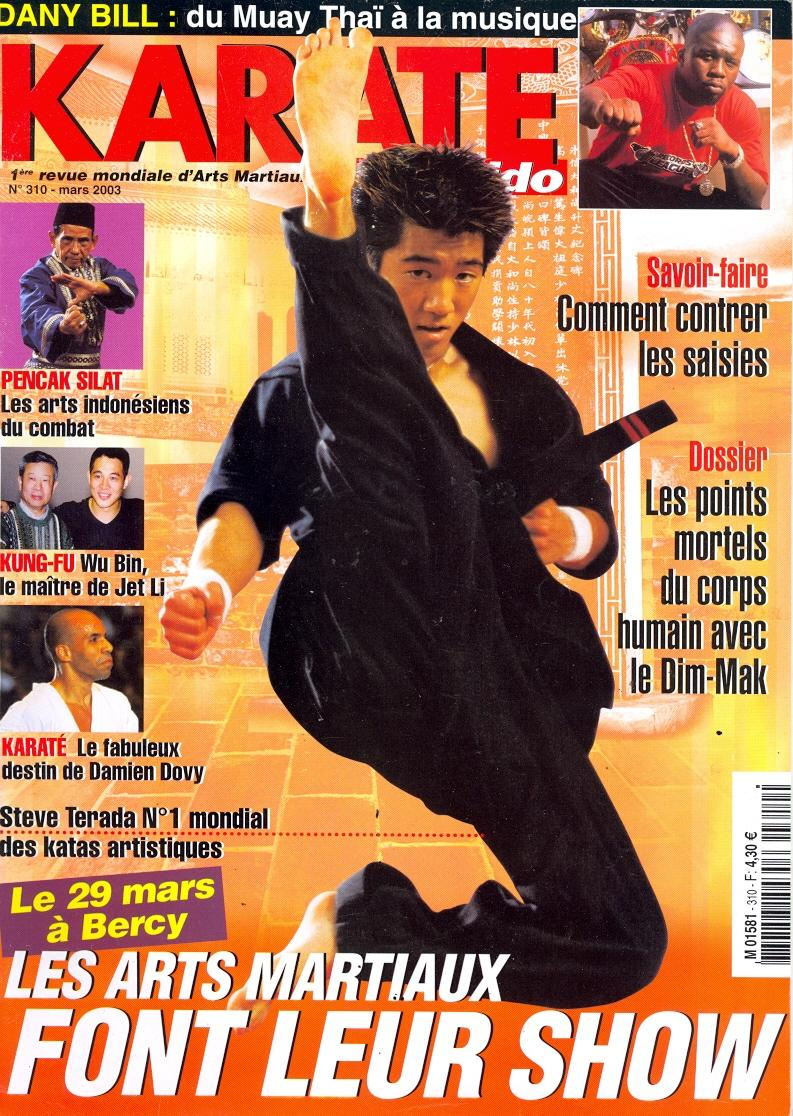 03/03 Karate Bushido (French)