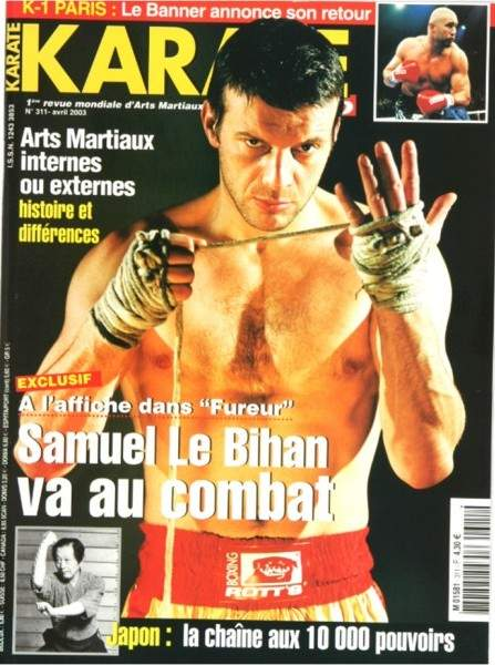04/03 Karate Bushido (French)