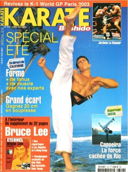 07/03 Karate Bushido (French)