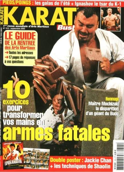09/03 Karate Bushido (French)
