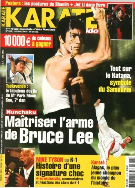 10/03 Karate Bushido (French)