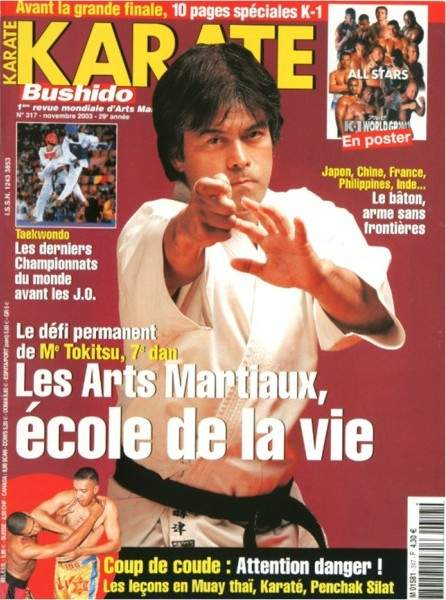 11/03 Karate Bushido (French)