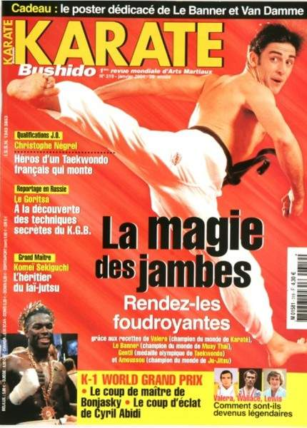 01/04 Karate Bushido (French)