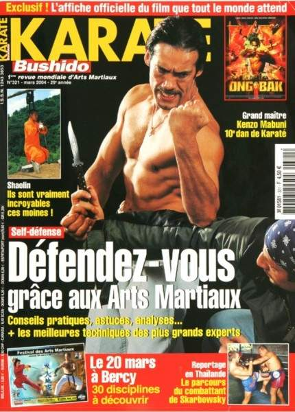 03/04 Karate Bushido (French)