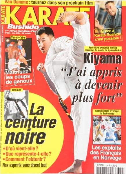 06/04 Karate Bushido (French)