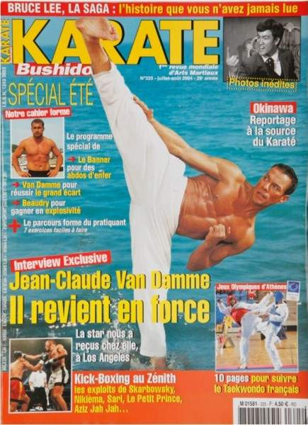 07/04 Karate Bushido (French)