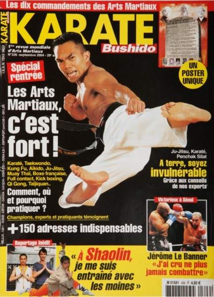 09/04 Karate Bushido (French)