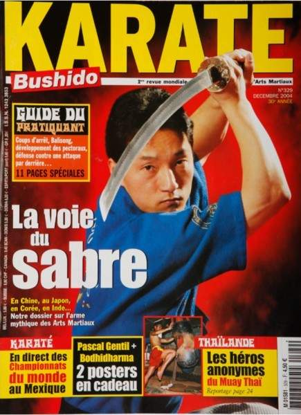 12/04 Karate Bushido (French)