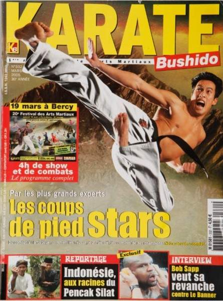 03/05 Karate Bushido (French)