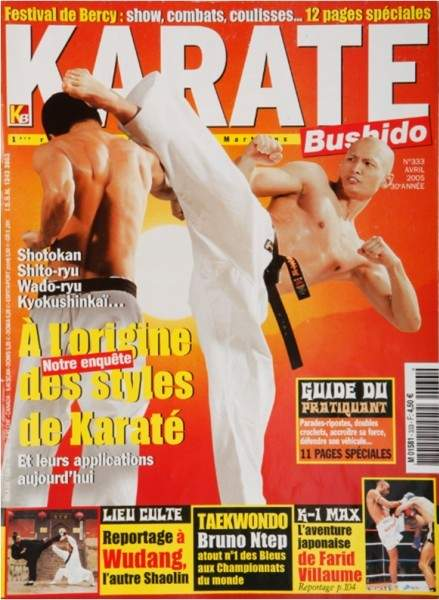 04/05 Karate Bushido (French)