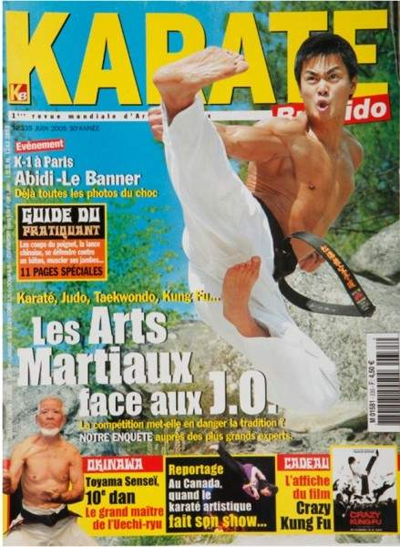 06/05 Karate Bushido (French)