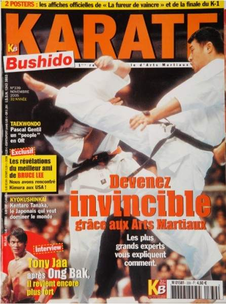11/05 Karate Bushido (French)