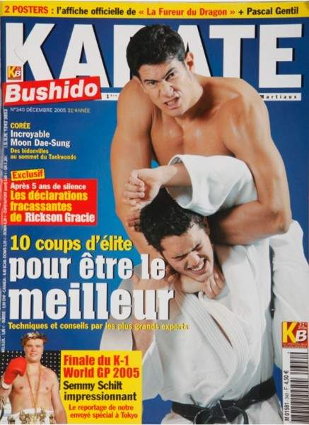 12/05 Karate Bushido (French)