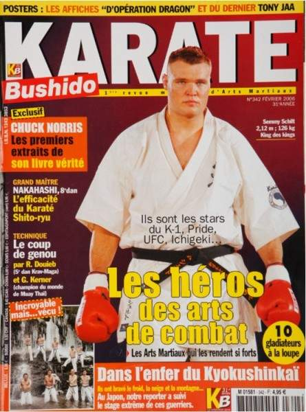 02/06 Karate Bushido (French)