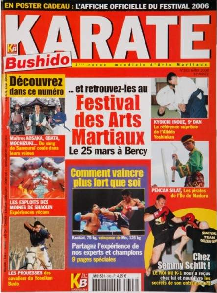 03/06 Karate Bushido (French)
